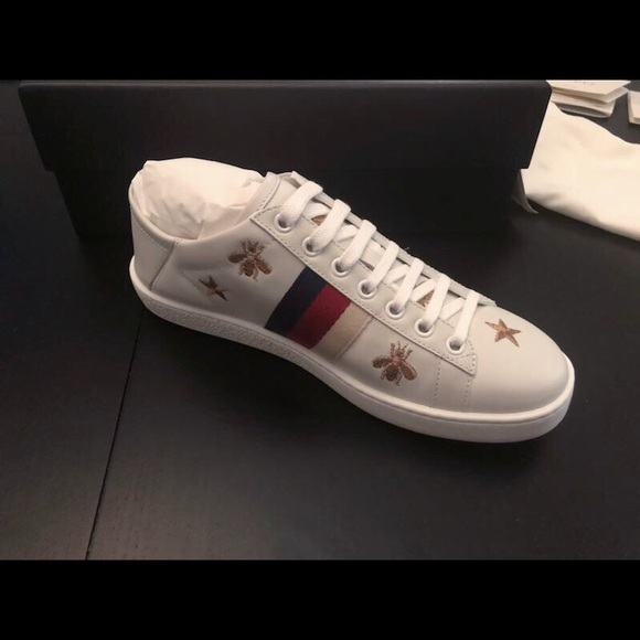 Gucci Shoes | Gucci Ace Sneaker With